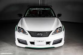 lexus name in japan aimgain japan supercharged lexus is250c stancenation