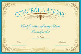 certificate template vector illustration vectomart 1997742