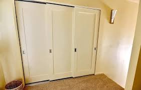 Sliding Closet Door Panels Sliding Panel Closet Doors Eyecam Me