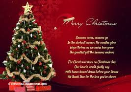 sample of christmas greetings what to write in a christmas card