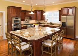 Kitchen With Islands Designs 32 Kitchen Islands With Seating Chairs And Stools