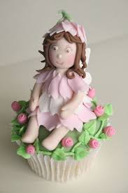 fairy cake topper how to make a flower fairy cake topper cakejournal