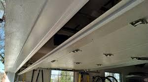 Garage Door Repair Okc by Is It Easy To Change The Bottom Weather Stripping On Garage Door