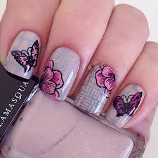 50 cute spring nail designs for 2017 young hip fit