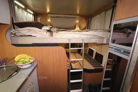 Caravan With Bunk Beds Bunk Beds With Stairs Fresh 2012 Chausson Flash