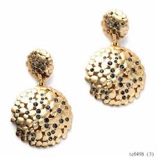 nickel earrings gold fashion jewelry nickel free kumar jewels jewellery findings