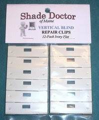 Vertical Blind Replacement Parts Vertical Blind Parts Shade Doctor Of Maine
