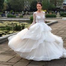 Wedding Gowns Uk Organza Wedding Dresses Uk Free Shipping Instyledress Co Uk
