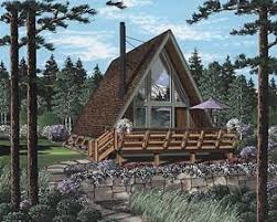 a frame style house plans a frame home plans and the a shaped house family home plans