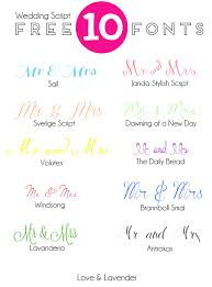 free fonts for wedding invitations 10 free fonts for your wedding invitation fonts free and cricut