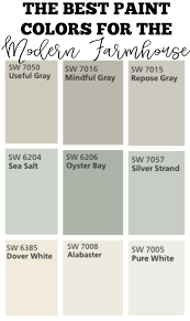 Best Warm Paint Colors For Living Room by Best 25 Farmhouse Paint Colors Ideas On Pinterest Hgtv Paint