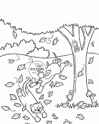 nature coloring pages for kids big collection of nature