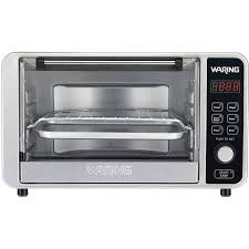 Toaster Oven Set Shop Waring Pro 6 Slice Convection Toaster Oven At Lowes Com