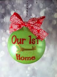 our first home ornament first home new home christmas