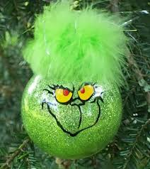 Grinch Christmas Decorations Sale 35 Spectacularly Easy Diy Ornaments For Your Christmas Tree Diy