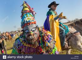 traditional cajun mardi gras costumes a cajun mardi gras reveler in traditional costume during the