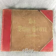 antique photo album antique book album de terre sainte photography israel judaica