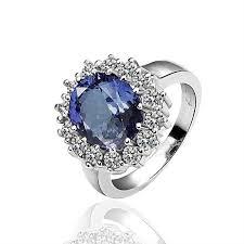 blue crystal rings images 8 best swarovski ring images swarovski ring jpg