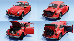 volkswagen old red classic volkswagen beetle by walter nest on deviantart