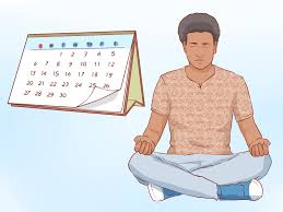 3 ways to clear your mind for meditation wikihow