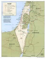 negev desert map best photos of map of negev desert map map