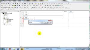 contoh ladder program instruksi keep pada plc omron youtube