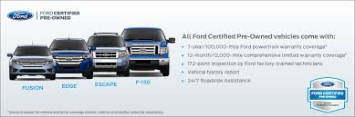 ford certified pre owned certified pre owned benefits wilmington murphy ford