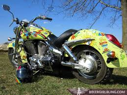custom honda hippie style custom honda motorcycle is a groovy