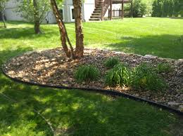 River Rock Garden by River Rock And Landscaping River Rock Landscaping For Your