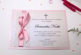 best size for wedding invitations diy baptism invitations plumegiant com