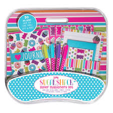 stationary set sugar shack stationery set