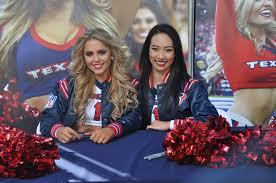 photos houston texans cheerleaders unveil brand new calendar