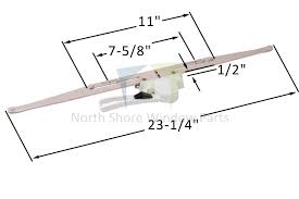 Awning Window Operators Lever Awning Window Operator 23 1 4 U0027 U0027 Regular Hand Truth Hardware