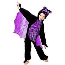 Bat Costume Halloween Childrens Scary Bat Halloween Animal Fancy Dress Costume Ages 3