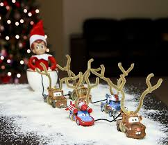 on shelf reindeer 50 creative on the shelf ideas lightning mcqueen elves