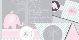 baby shower website bird in tree theme printable party invitation thinkrsvp