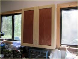 adding trim to flat panel cabinet doors home design ideas