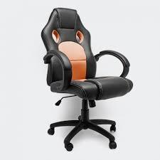 fauteuil de bureau sport helloshop26 fauteuils de bureau sport chaise de bureau en simili or
