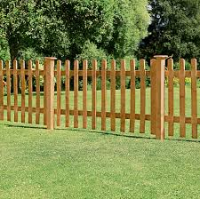 garden fencing guide real homes