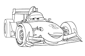 Coloring In Cars Coloring Pages From The Disney Movies 21745 Cars Coloring Pages