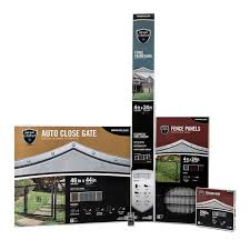 home depot decorative fence great decorative wireless indoor dog