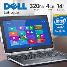 dell latitude e6430 i5 4go dell latitude e6430 intel i5 4gb ram 320gb hdd 14 inch