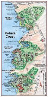map kona usa hawaii drive guide interactive maps of the big island hawaii