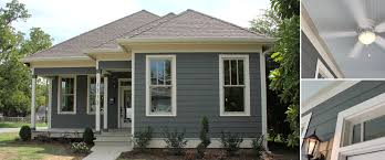 gray exterior eggshell blue ceiling another possibility for