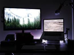 ambient light behind tv reduce eye strain when watching television at night with bias