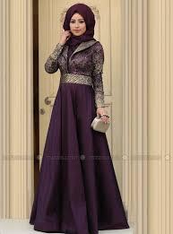 kosem evening dress plum zehrace muslimah fashion u0026 hijab