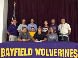 What Is The National Letter Of Intent by Scottsdale Artichokes Double Dip With Bayfield U0027s Heydinger