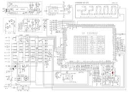 uni t ut61e bluetooth modification page multimeter circuit diagram