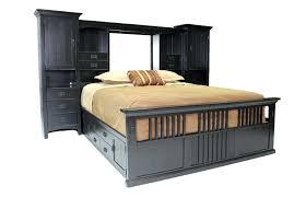 raised bed frame wooden platform bed frame queenwood platform bed