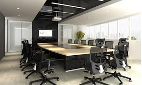 awesome glass conference room table rectangle shape black tempered